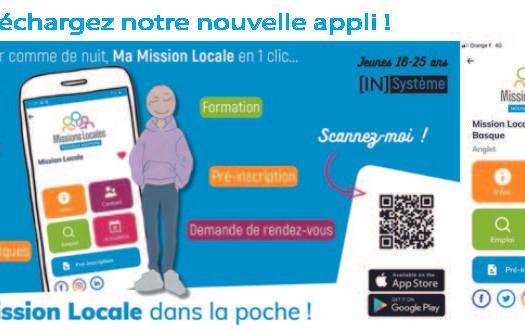 Appli Mission Locale
