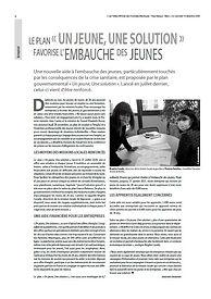 article Les Petites Affiches 16122020 le