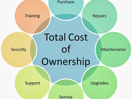 Small business buying behavior: Evaluating the total cost of ownership vs ROI