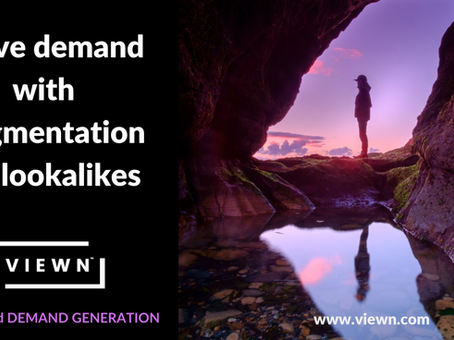 Drive demand with segmentation for lookalikes