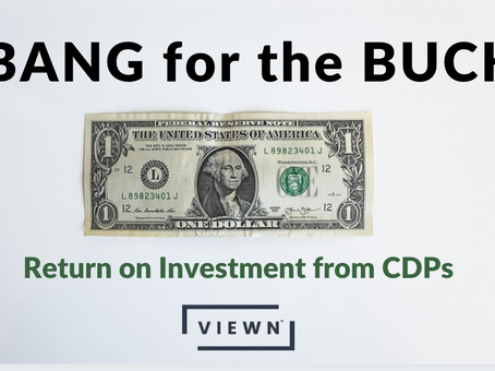 Finding ROI from CDPs