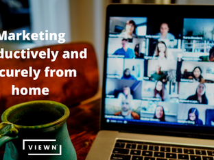 Keep your remote marketing team performing in these uncertain times