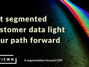 Data-driven customer segmentation