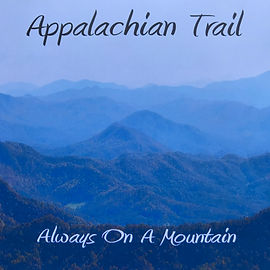 Always on a Mountain CD Front Cover 1-25