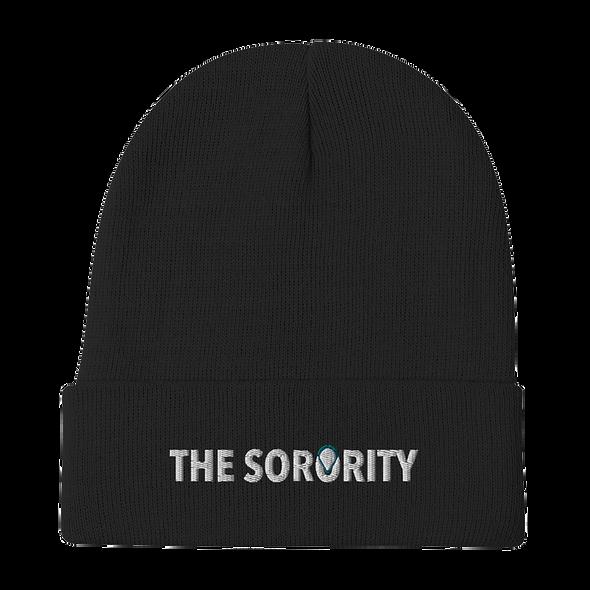 Bonnet THE SORORITY brodé