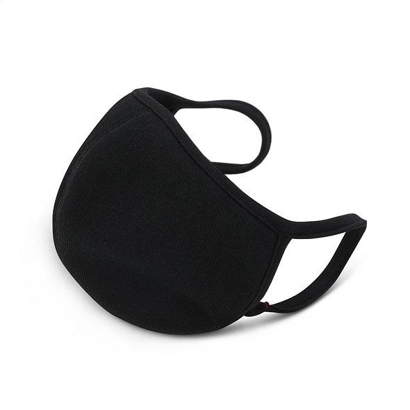 3 Masques lavables Noir