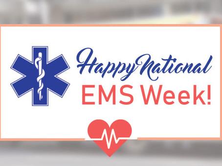 National EMS Week 2021