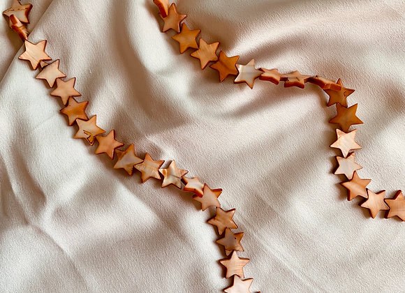 Holder Rose Gold Stars