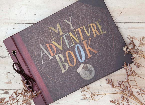 Scrapbook My Adventure Book