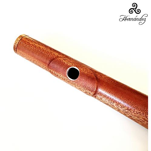Cabeza Flauta Quebracho Riser marfi Hernández - Flute quebracho wooden headjoint