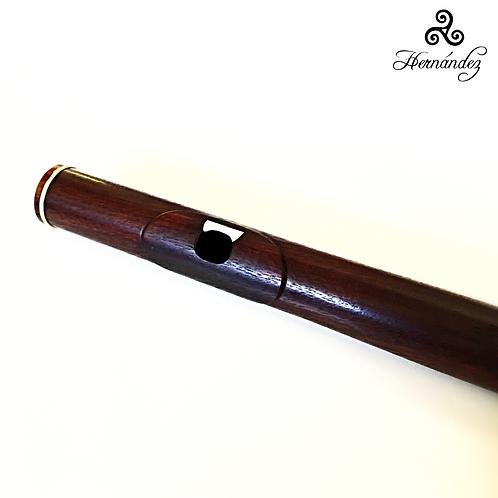 Cabeza Flauta guayacán Riser marfil Hernández - Flute Guayacán wooden headjoint