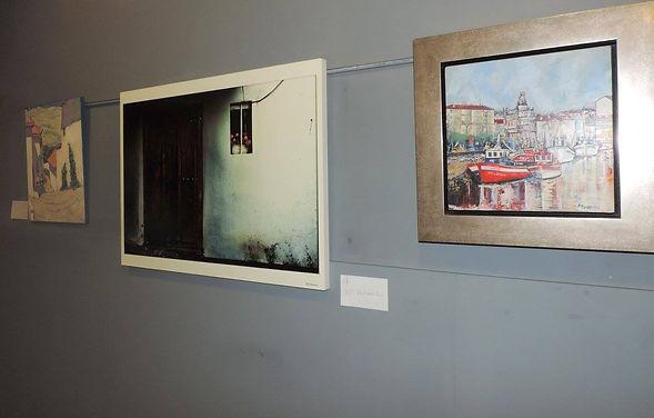 Arte e imagen, Colectiva Navidad, El baúl de los recuerdos, Pepe Ventureira