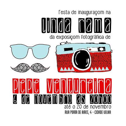 Linda Rama, Pepe Ventureira