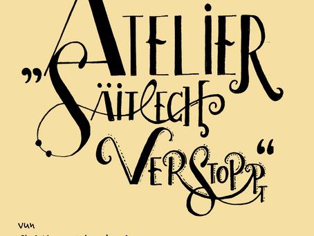 New Atelier in Vianden!