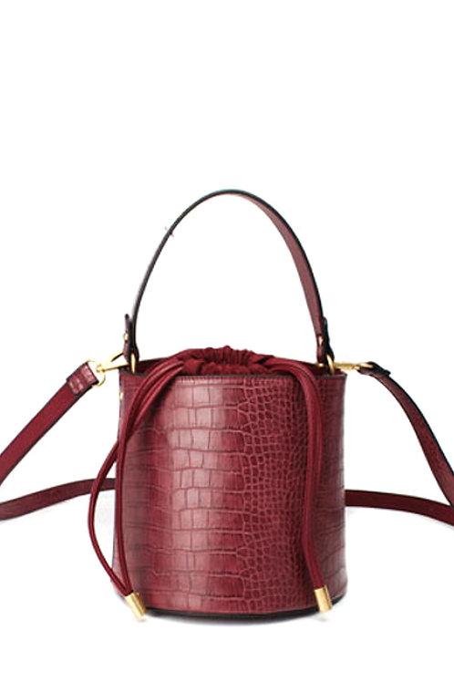 Cassie Bag Burgundy