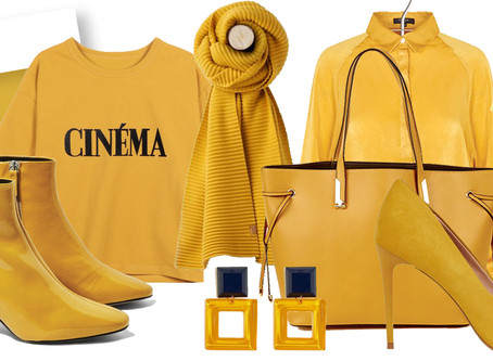 Cutting the MUSTARD this Autumn/Winter