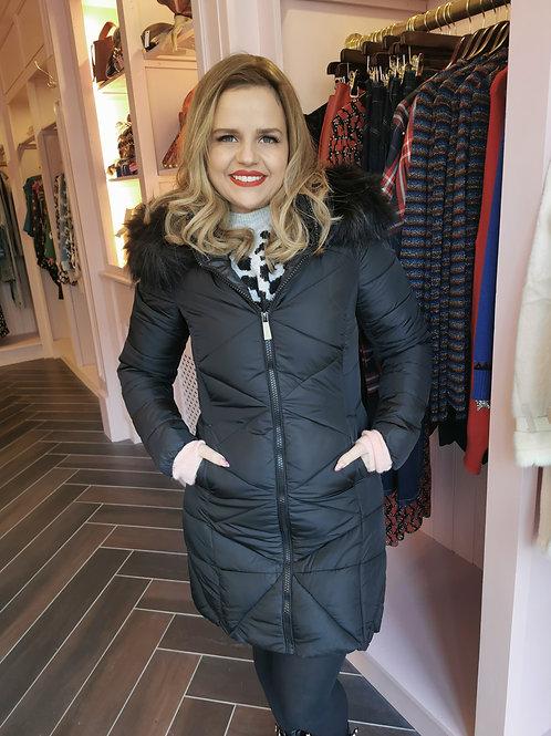 Rachel Coat Black