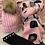 Thumbnail: Pale Pink Faux Fur Pom Hat