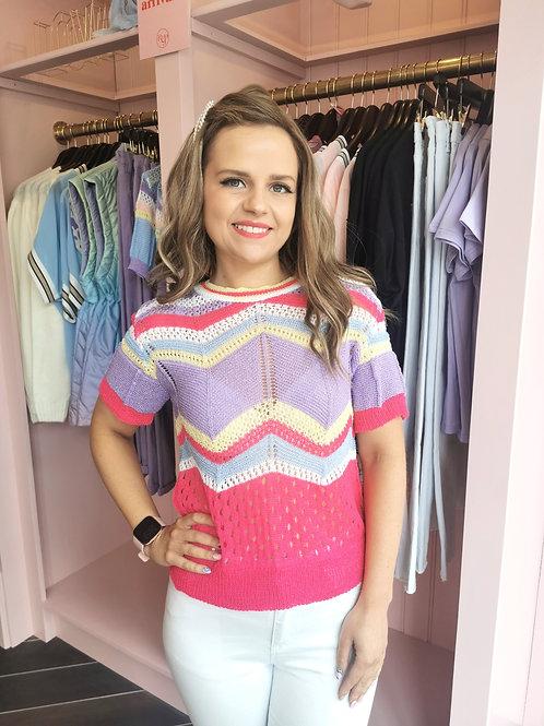 Gabby Knit Pink