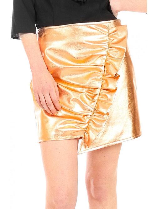 Pink Gold Skirt