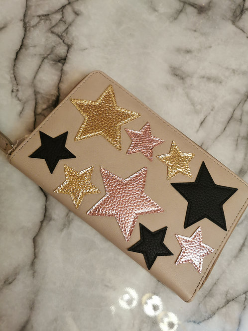 Star Wallet Grey