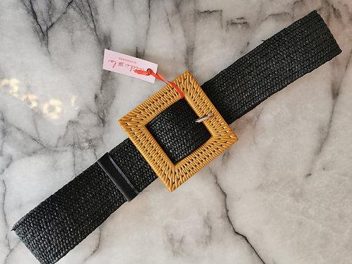 Bianca Belt Black