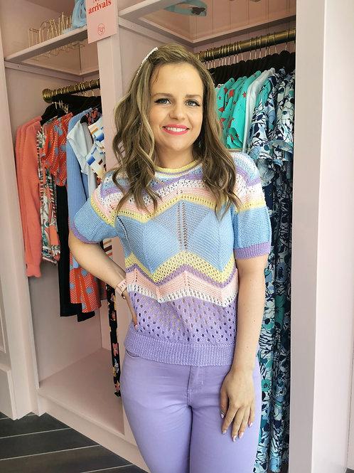 Gabby Knit Lilac