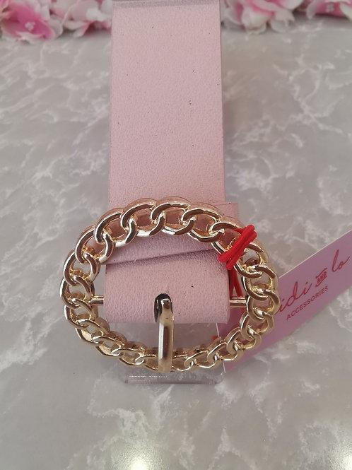 Lucy Belt Pink