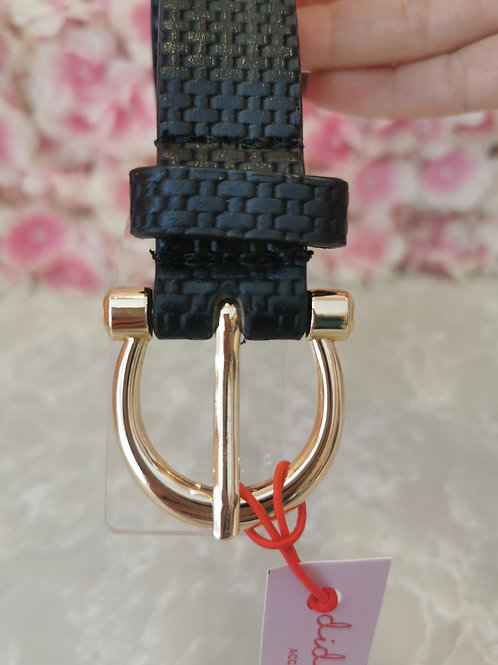 Ally Belt Black