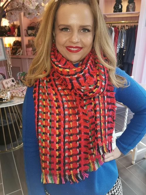 Harper Scarf Pink
