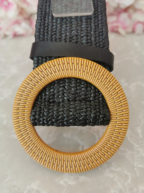 Drew Belt Black
