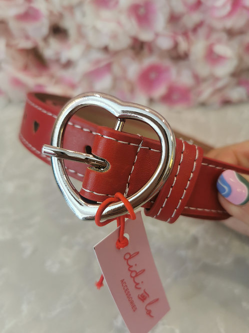 Hearts Belt