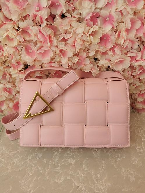 Lattice Bag Pink