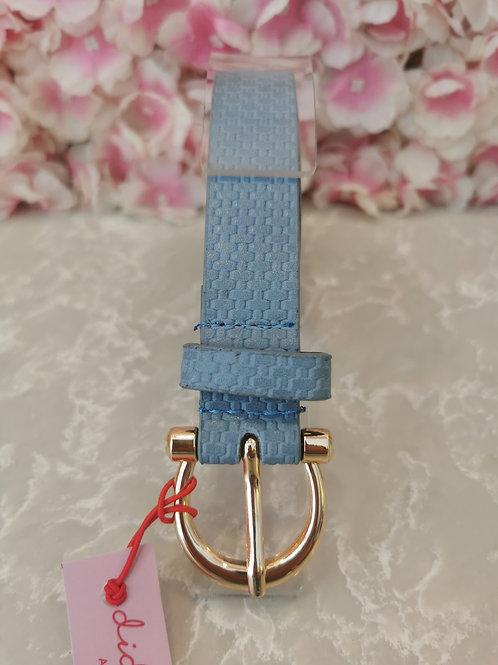 Ally Belt Blue
