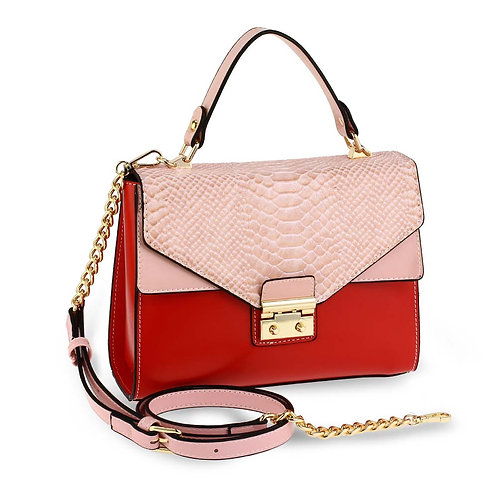 Riley Bag Red