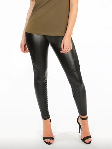 Lexie faux leather leggings
