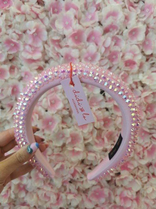 Sparkle Hairband Pink