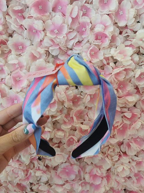 Twist Hairband Multi