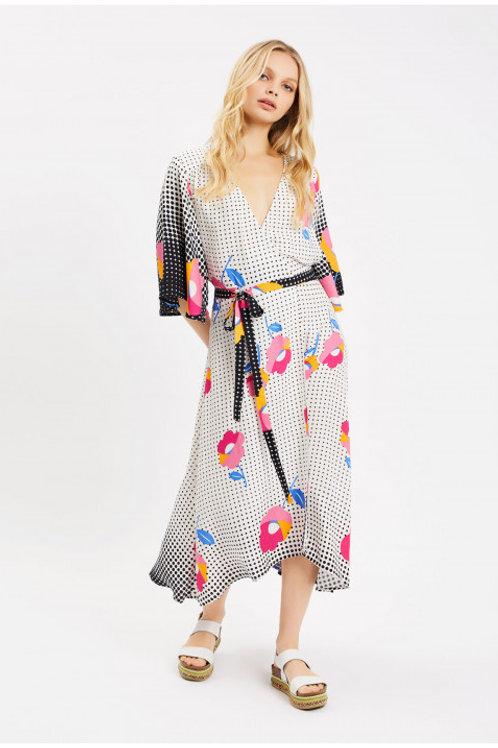 Tiana Wrap Dress