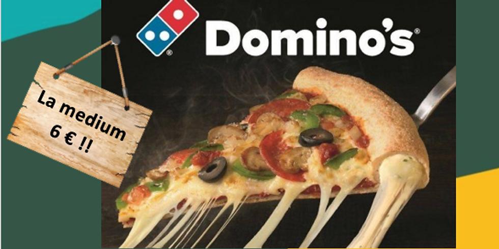 Soirée Pizzas (OPEN DE NIORT)