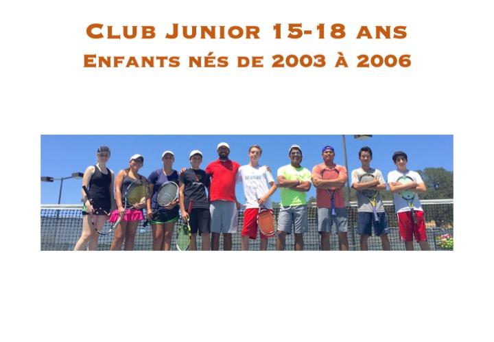 miniature club junior