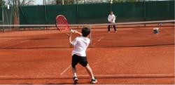 image école de tennis