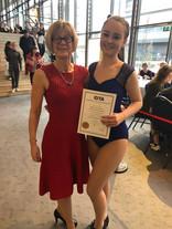 Abigail Stansall IDTA Theatre Awards 2018