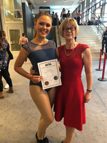 Millie Scott IDTA Theatre Awards 2018
