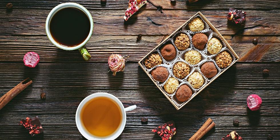 Workshop de té y bomboneria