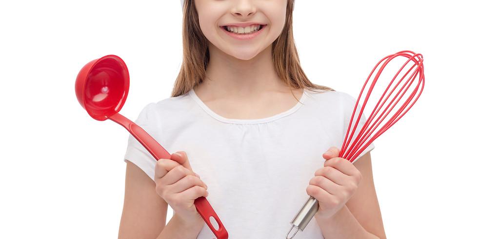 Curso de chocolatería para niños 10 - 13 años 6 Agosto