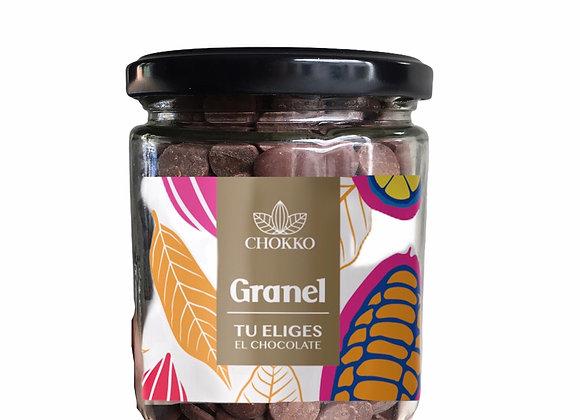 Chocolate puro para cocinar Leche 300 gr