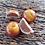 Thumbnail: Bombon relleno de Ganache de chocolate y Platano 50 grs