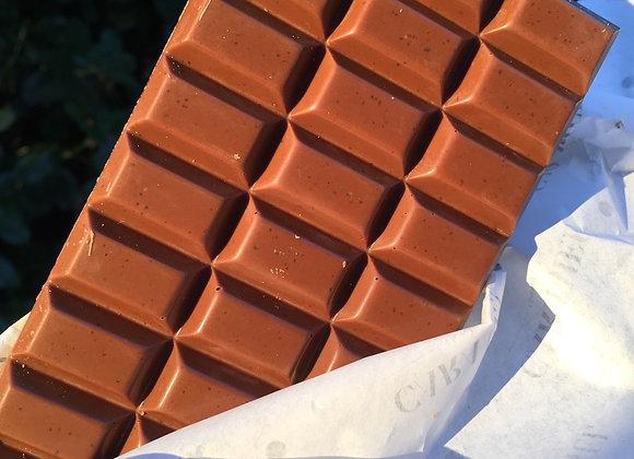 Tableta de chocolate CHAI LECHE Sin azúcar 80 gr