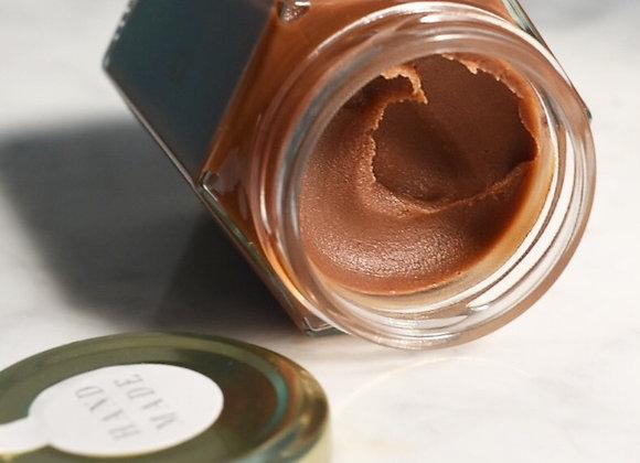 Crema de Maracuyá y Chocolate de leche